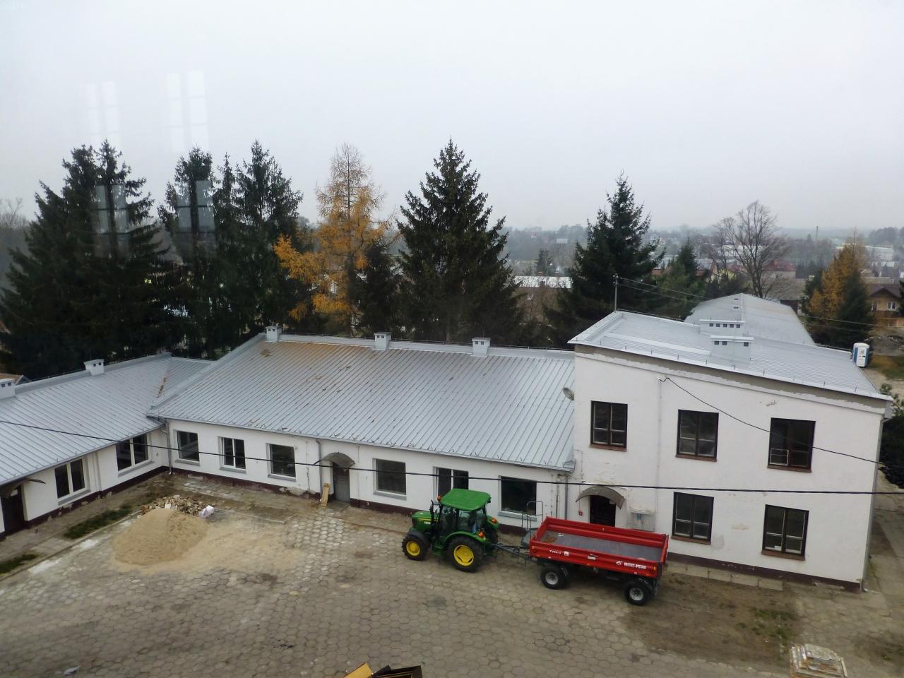 Budynek warsztatów