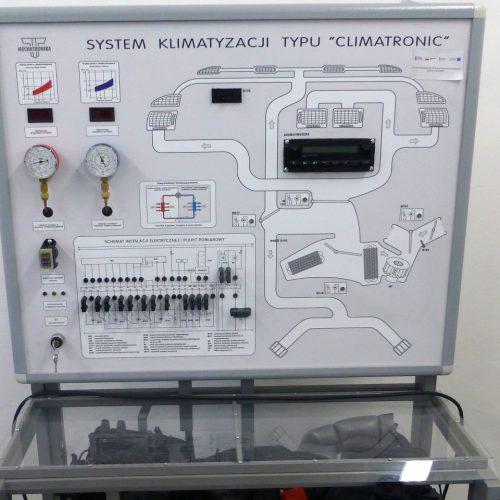 System klimatyzacji typu ,,climatronic''